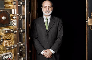 "Ben Bernanke is an excellent choice as Time's ""Person of the Year."""