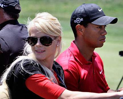 Tiger Woods scandal has negative impact on the stocks of companies he endorses.