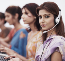 Outsourcing in India expected to greatly increase.