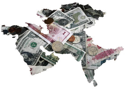 Middle East investors shopping in Europe and the Far East.