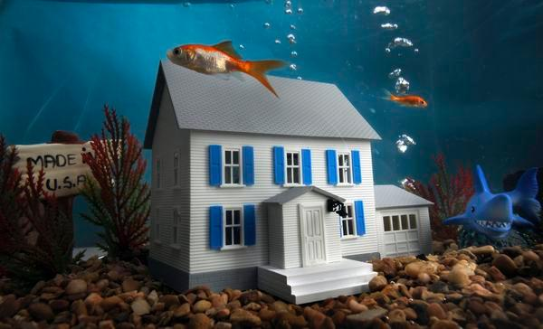 BofA is writing down mortgage principal for thousands of underwater homeowners.