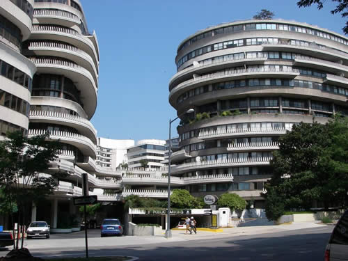 "Watergate Hotel has been sold and will be renovated as an ""upper-upscale hotel""."