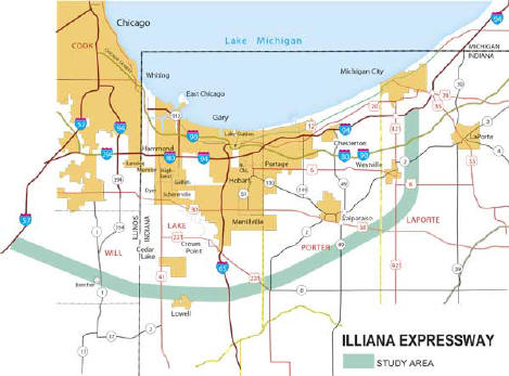 Illiana Expressway will stimulate growth in Will County.