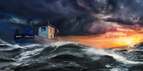 John Vivadelli talks about the real estate perfect storm.