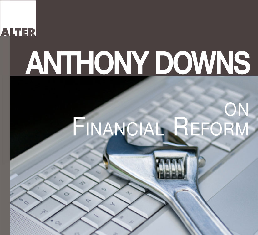 Anthony Downs TAG Podcast Icon