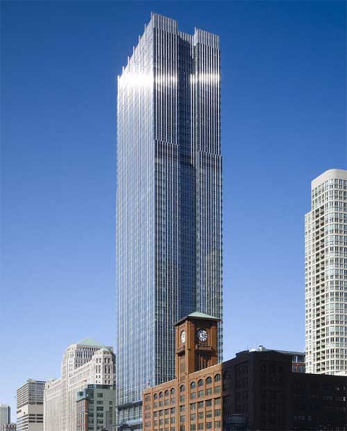 300 North LaSalle Street sells for $655 million – that's $500 PSF.