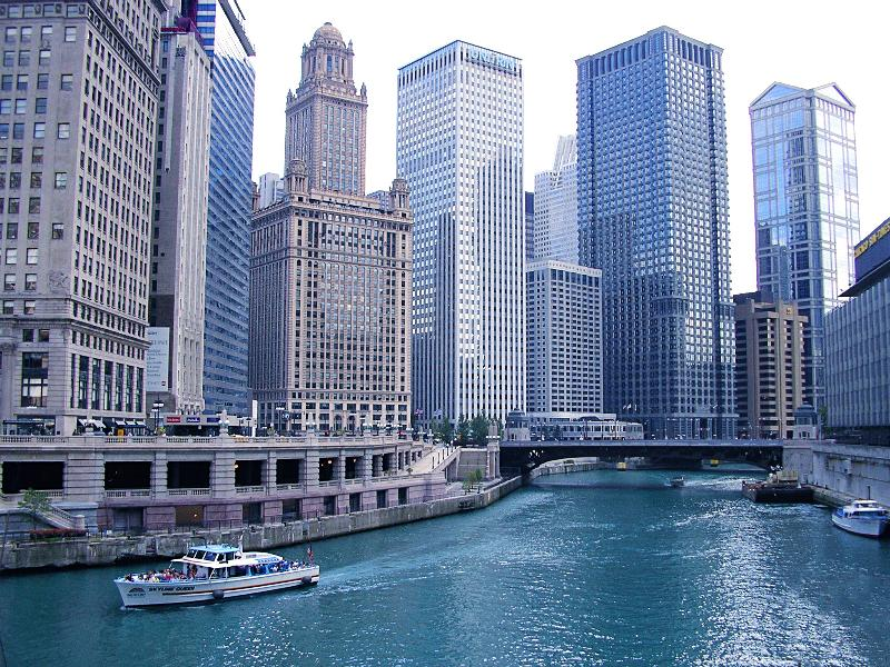 Downtown Chicago Class A office vacancies now just 14.2 percent.