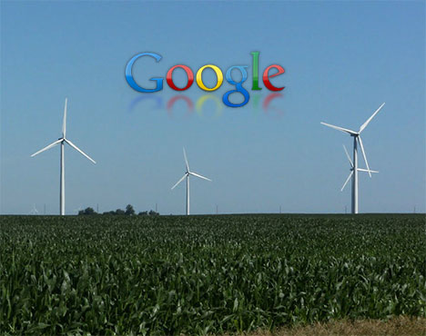 Google is expanding into offshore wind farm transmission grid.