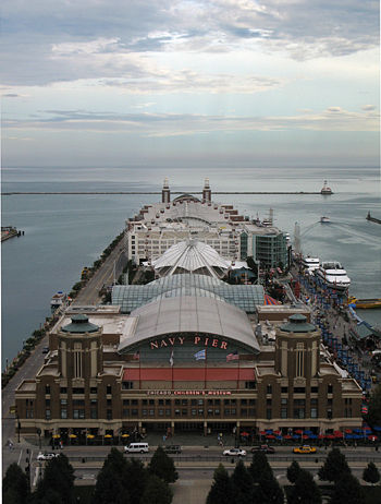Navy Pier revamp needs some architectural originality.